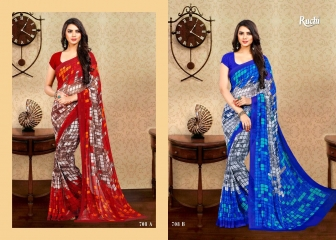 RUCHI SAREES ROYAL GEORGETTE ISSUE (10)