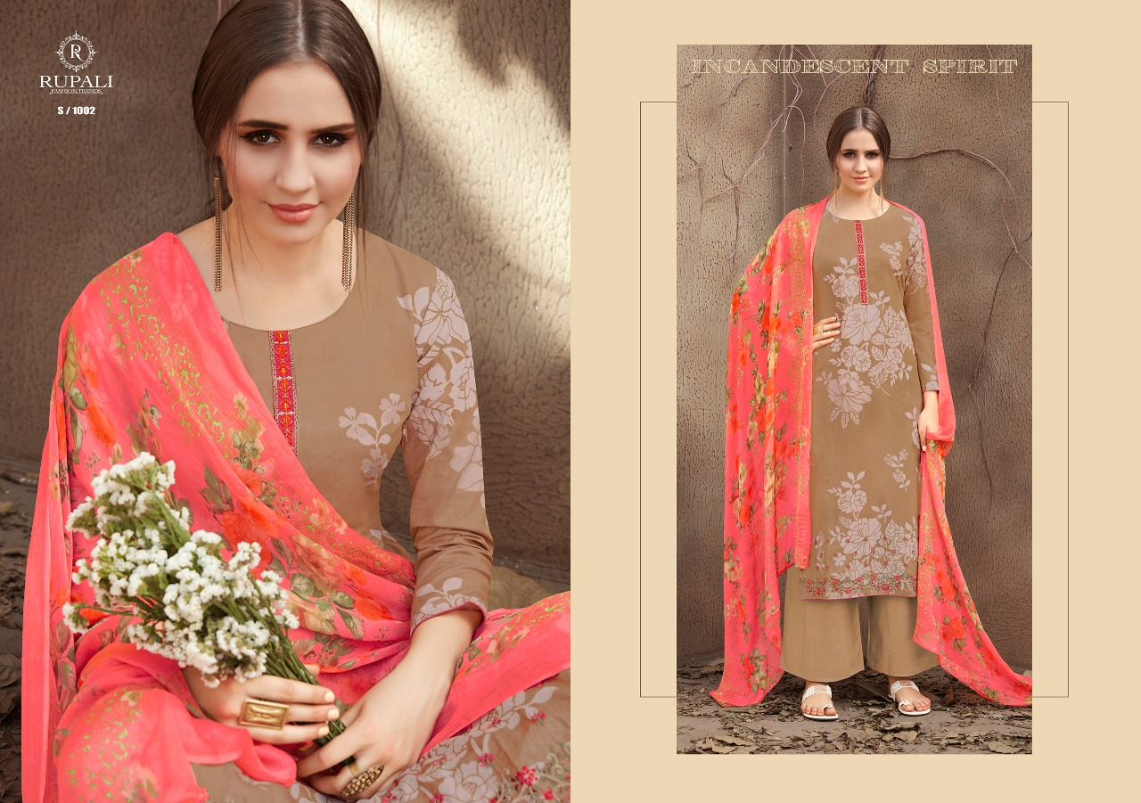 RUPALI BLOSSOM VOL 1 PURE DUPATTA SUITS WHOLESALE RATE AT GOSIYA EXPORTS SURAT (1)