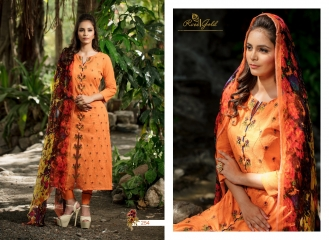 Rvee gold the roses cotton salwar kameez collection BY GOSIYAB EXPORTS SURAT (3)