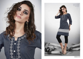 S MORE DZIRE DENIM KURTI WHOLESALER BEST RATE BY GOSIYA EXPORTS SURAT ONLINE (1)