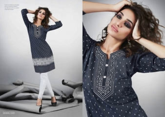 S MORE DZIRE DENIM KURTI WHOLESALER BEST RATE BY GOSIYA EXPORTS SURAT ONLINE (2)