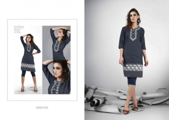 S MORE DZIRE DENIM KURTI WHOLESALER BEST RATE BY GOSIYA EXPORTS SURAT ONLINE (3)