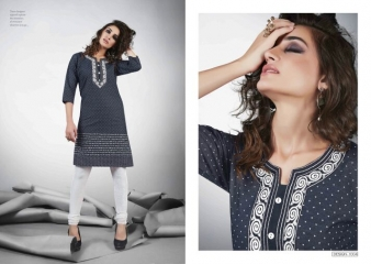 S MORE DZIRE DENIM KURTI WHOLESALER BEST RATE BY GOSIYA EXPORTS SURAT ONLINE (4)