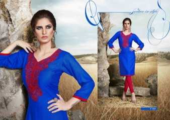 S-MORE FASHION Present new catalogue GLORY KURTIS WHOLESALE RATE BY GOSIYA EXPORTS SURAT (2)