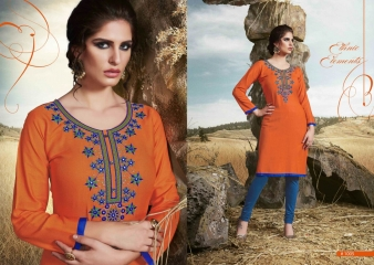 S-MORE FASHION Present new catalogue GLORY KURTIS WHOLESALE RATE BY GOSIYA EXPORTS SURAT (3)