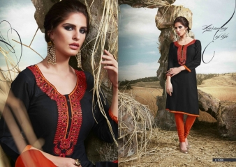 S-MORE FASHION Present new catalogue GLORY KURTIS WHOLESALE RATE BY GOSIYA EXPORTS SURAT (9)