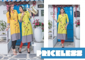 S4U BY SHIVALI JUDWA CATALOGUE REYON KURTI WHOLESALE COLLECTION AT GOSIYA EXPORTS SURAT (3)