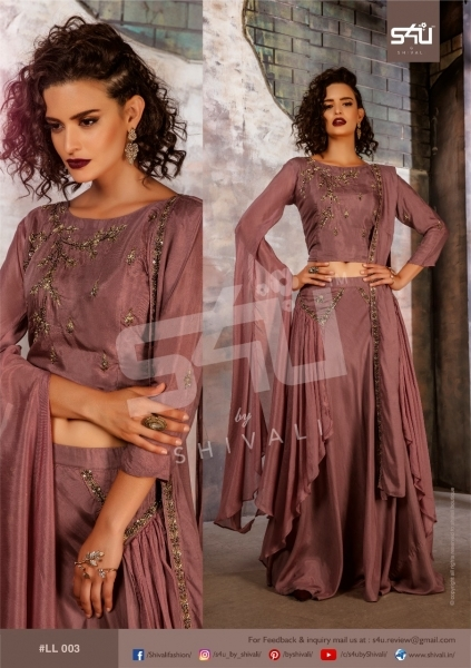 S4U BY SHIVALI LIMELIGHT STYLISH WEAR  (11)