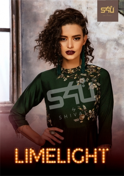 S4U BY SHIVALI LIMELIGHT STYLISH WEAR  (5)