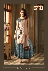 S4u by shivali premium collection la – exotic vol 2 kurties collection WHOLESALE BEST RATE BY GOSIYA EXPORTS SURAT (6)
