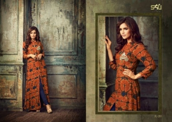 S4U SHIVALI BY BLOSSOM VOL 2 PARTY WEAR KURTI COLLECTION WHOLESALE BEST RATE BY GOSIYA EXPORTS SURAT (1)