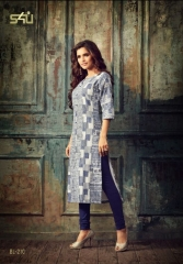 S4U SHIVALI BY BLOSSOM VOL 2 PARTY WEAR KURTI COLLECTION WHOLESALE BEST RATE BY GOSIYA EXPORTS SURAT (14)