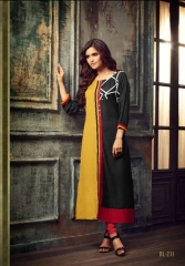 S4U SHIVALI BY BLOSSOM VOL 2 PARTY WEAR KURTI COLLECTION WHOLESALE BEST RATE BY GOSIYA EXPORTS SURAT (15)