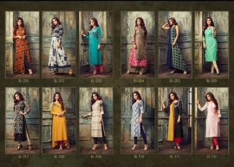 S4U SHIVALI BY BLOSSOM VOL 2 PARTY WEAR KURTI COLLECTION WHOLESALE BEST RATE BY GOSIYA EXPORTS SURAT (17)