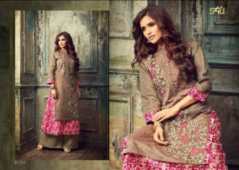 S4U SHIVALI BY BLOSSOM VOL 2 PARTY WEAR KURTI COLLECTION WHOLESALE BEST RATE BY GOSIYA EXPORTS SURAT (20)