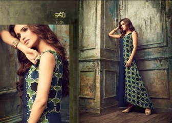 S4U SHIVALI BY BLOSSOM VOL 2 PARTY WEAR KURTI COLLECTION WHOLESALE BEST RATE BY GOSIYA EXPORTS SURAT (21)