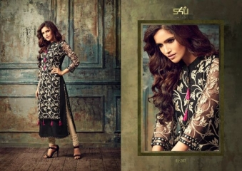 S4U SHIVALI BY BLOSSOM VOL 2 PARTY WEAR KURTI COLLECTION WHOLESALE BEST RATE BY GOSIYA EXPORTS SURAT (22)