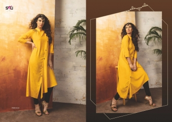 S4U SHIVALI COLLECTION BY TRIBAL VOL 4 CATALOG RAYON PRINTS KURTI COLLECTION WHOLESALE BEST RATE BY GOSIYA EXPORTS SUR (515)