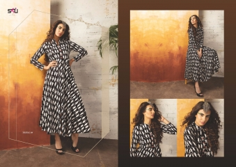 S4U SHIVALI COLLECTION BY TRIBAL VOL 4 CATALOG RAYON PRINTS KURTI COLLECTION WHOLESALE BEST RATE BY GOSIYA EXPORTS SUR (519)