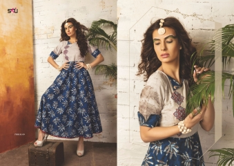 S4U SHIVALI COLLECTION BY TRIBAL VOL 4 CATALOG RAYON PRINTS KURTI COLLECTION WHOLESALE BEST RATE BY GOSIYA EXPORTS SUR (520)