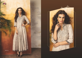 S4U SHIVALI COLLECTION BY TRIBAL VOL 4 CATALOG RAYON PRINTS KURTI COLLECTION WHOLESALE BEST RATE BY GOSIYA EXPORTS SUR
