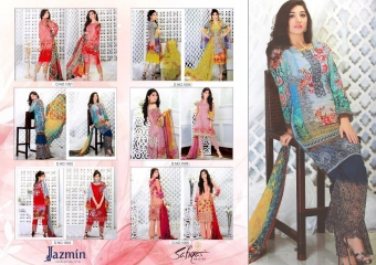 SAFIYA JAZMIN GLACE COTTON SUITS EXPORTER ONLINE WHOLESALE BEST RATE BY GOSIYA EXPORTS SURAT (8)