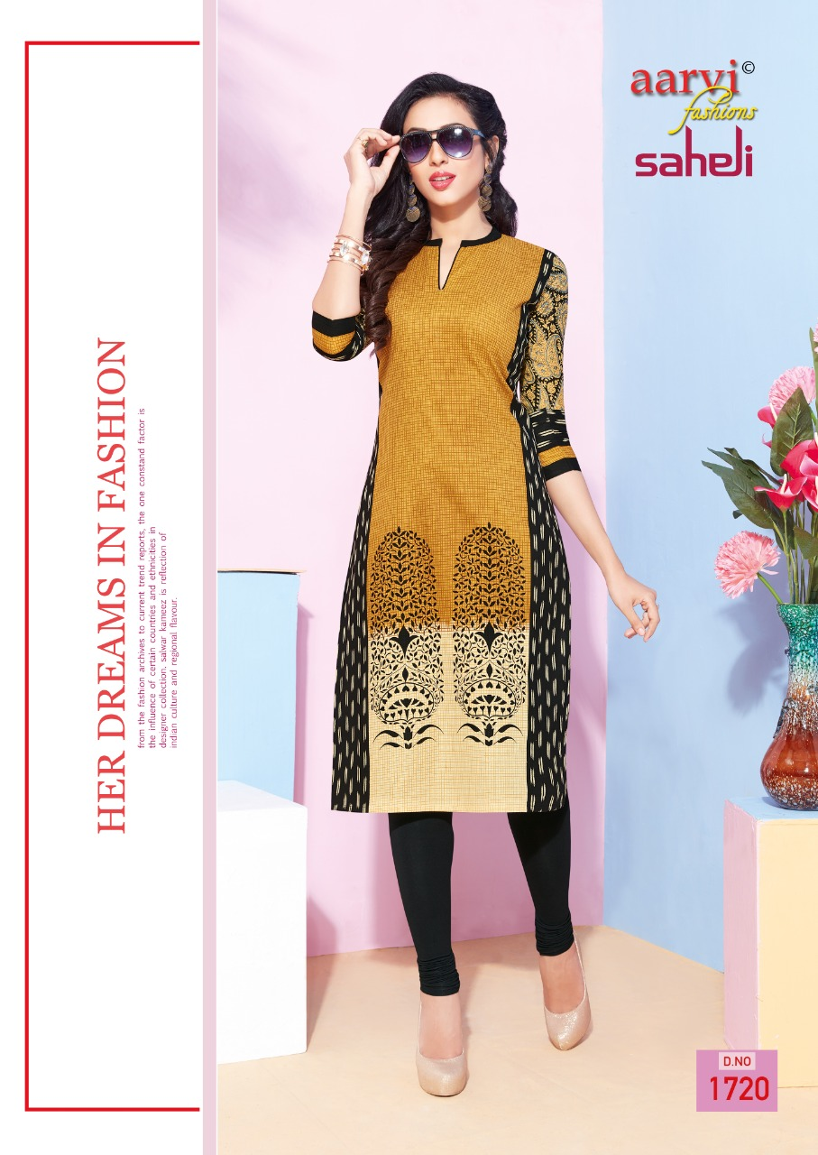 SAHELI VOL 7 AARVI FASHION  (16)