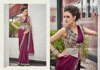 SAHIBA ANAYA FANCY EMBROIDERED SAREES WHOLESALE DEALER SURAT BEST RATE BY GOSIYA EXPORTS (18)