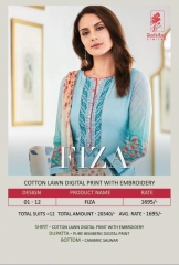SAHIBA FIZA COTTON LAWN EMBRODERY SUIT WHOLESALE RATE AT GOSIYA EXPORTS SURAT WHOLESALE DEALER AND SUPPLAYER SURAT GUJARAT (14)