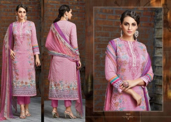 SAHIBA ITRANA FALAK COTTON EMBROIDERY SUIT WHOLESALE RATE AT GOSIYA EXPORTS SURAT WHOLESALE SUPPLAYER AND DEALER SURAT GUJARAT (2)