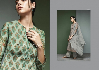 SAHIBA ITRANA HERITAGE LATEST CATALOG OF COTTON SALWAR KAMEEZ AT BEST RATE BY GOSIYA EXPORTS SURAT (14)