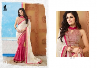 SAHIBA KINNARY FANCY DESIGNER SAREE WHOLESALE (2)