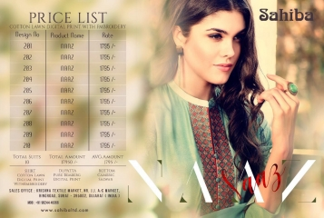 SAHIBA NAAZ COTTON LAWN WHOLESALE PRICE IN SURAT GOSIYA EXPORTS (11)