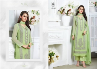 SAHIBA NOUR VOL 7 GEORGETTE EMBROIDERY SALWAR KAMEEZ WHOLESALE RATE AT SURAT GOSIYA EXPORTS WHOLESALE DEALER AND SUPPLAYER SURAT GUJARAT (5)