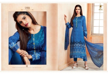 SAHIBA SIYARA LAWN COTTON SALWAR SUIT CATALOG WHOLESALE SUPPLIER AT BEST RATE BY GOSIYA EXPORTS SURAT (1)