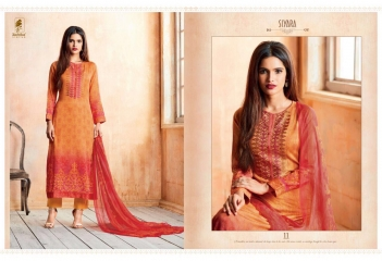 SAHIBA SIYARA LAWN COTTON SALWAR SUIT CATALOG WHOLESALE SUPPLIER AT BEST RATE BY GOSIYA EXPORTS SURAT (17)