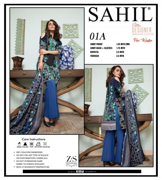 SAHIL Pre Winter Designer Collection Vol 9  (10)