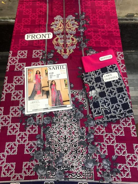 SAHIL Pre Winter Designer Collection Vol 9  (15)