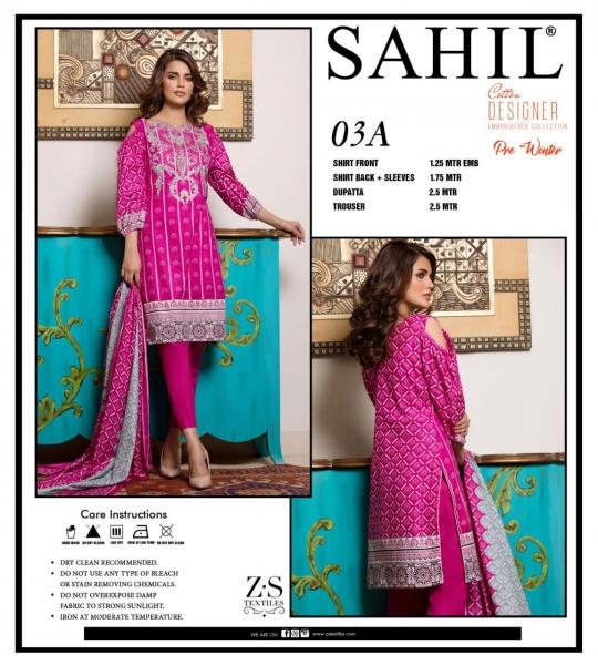 SAHIL Pre Winter Designer Collection Vol 9  (3)