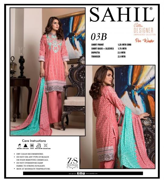 SAHIL Pre Winter Designer Collection Vol 9  (4)