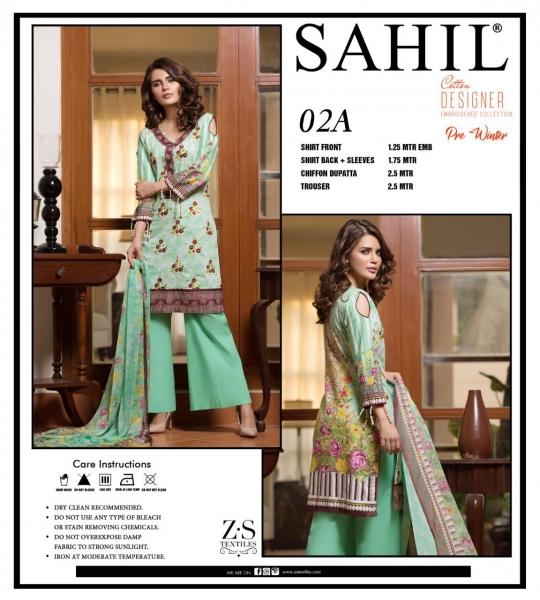 SAHIL Pre Winter Designer Collection Vol 9  (5)