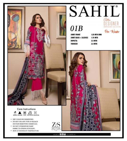 SAHIL Pre Winter Designer Collection Vol 9  (6)
