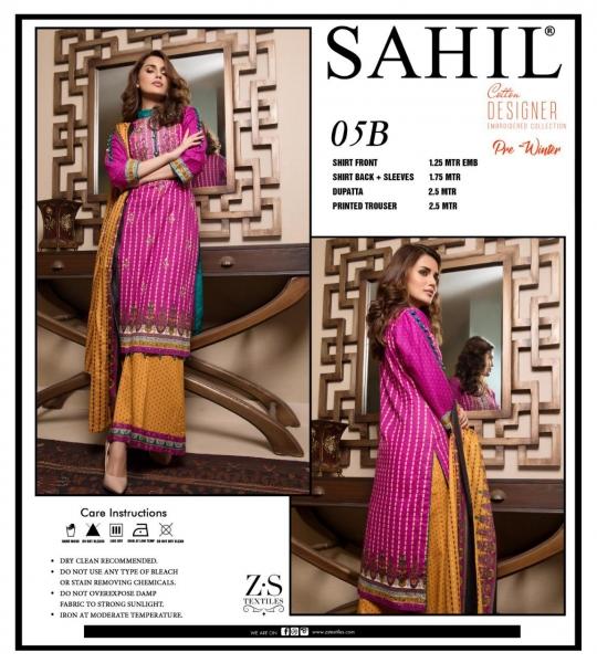 SAHIL Pre Winter Designer Collection Vol 9  (7)