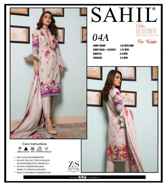 SAHIL Pre Winter Designer Collection Vol 9  (8)