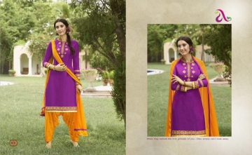 SAINA PATIYALA BY ANGROOP PLUS COTTON CAMBRIC CASUAL WEAR SALWAR KAMEEZ WHOLESALE BEST ARET BY GOSIYA EXPORST SURAT (23)