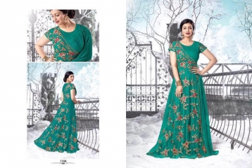 Sajawat-Aayesha-Gold-1101C-Bollywood-Designer-partywear-Floorlength-Wholesale-Anarkali