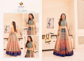SAJAWAT CREATION GAUHAR VOL 1 CROP TOP READY MADE CATALOG BEST RATE (1)
