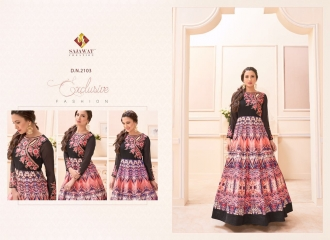 SAJAWAT CREATION GAUHAR VOL 1 CROP TOP READY MADE CATALOG BEST RATE (11)