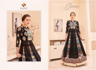 SAJAWAT CREATION GAUHAR VOL 1 CROP TOP READY MADE CATALOG BEST RATE (12)