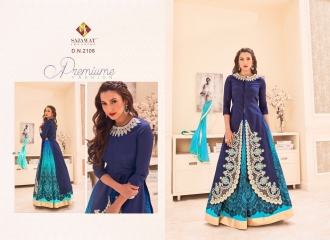 SAJAWAT CREATION GAUHAR VOL 1 CROP TOP READY MADE CATALOG BEST RATE (6)